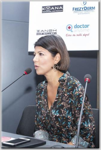Χριστίνα Κανατάκη, Δημοσιογράφος