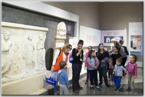 Δωρεάν ξενάγηση στο Αρχαιολογικό Μουσείο Θεσσαλονίκης